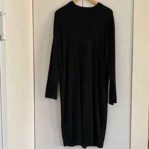 H&M's women's sweater dress xs-m